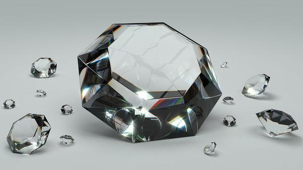 diamenty do biżuterii - wrocław