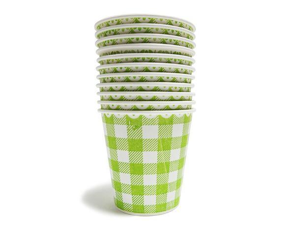 naczynia jednorazowe plastikowe na przyjęcia
