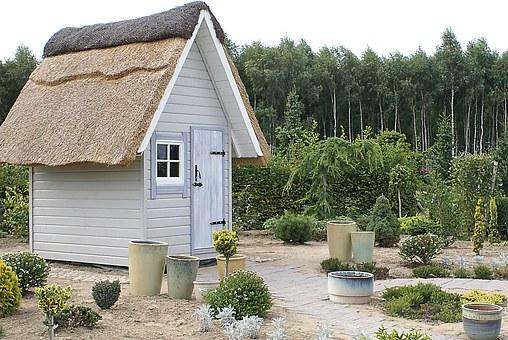 szopki ogrodowe