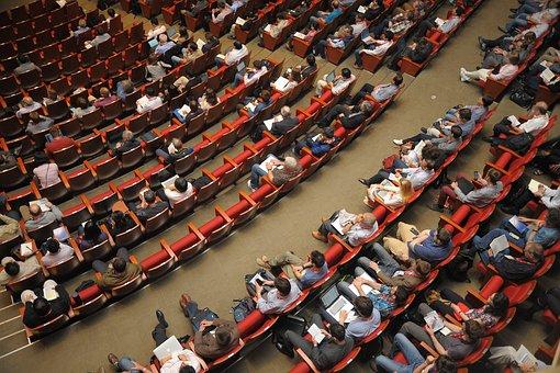 profesjonalna obsługa techniczna konferencji