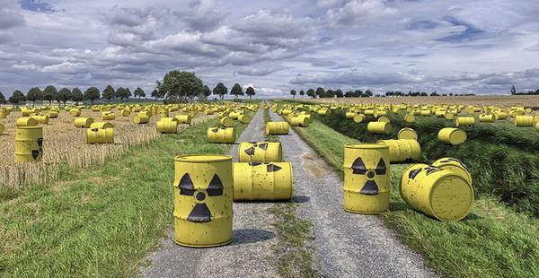 unieszkodliwianie odpadów niebezpiecznych